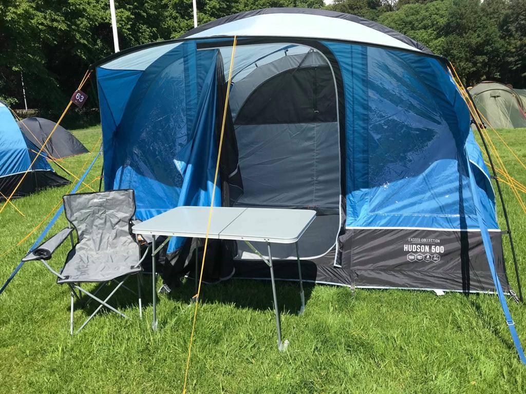 TT 2021 Pre-erected 2 Man Tent