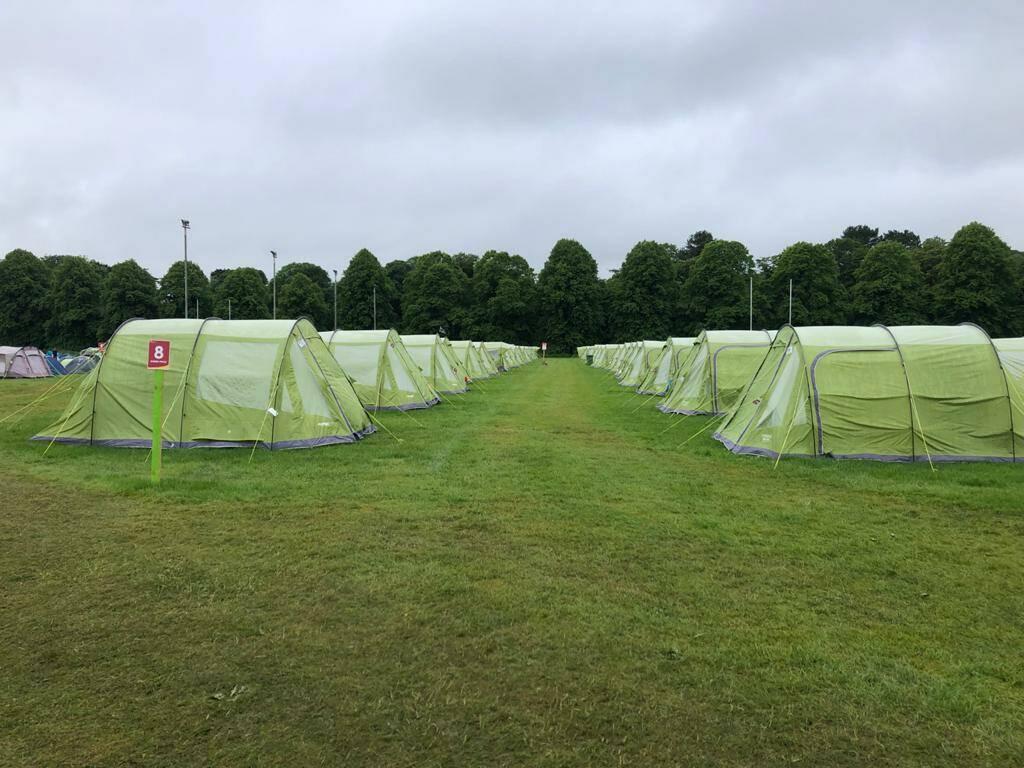 TT 2022 Pre-erected 2 Man Tent